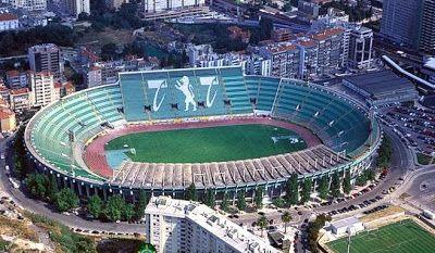 SPORTING: Memories of Estádio José Alvalade from 1956-2003