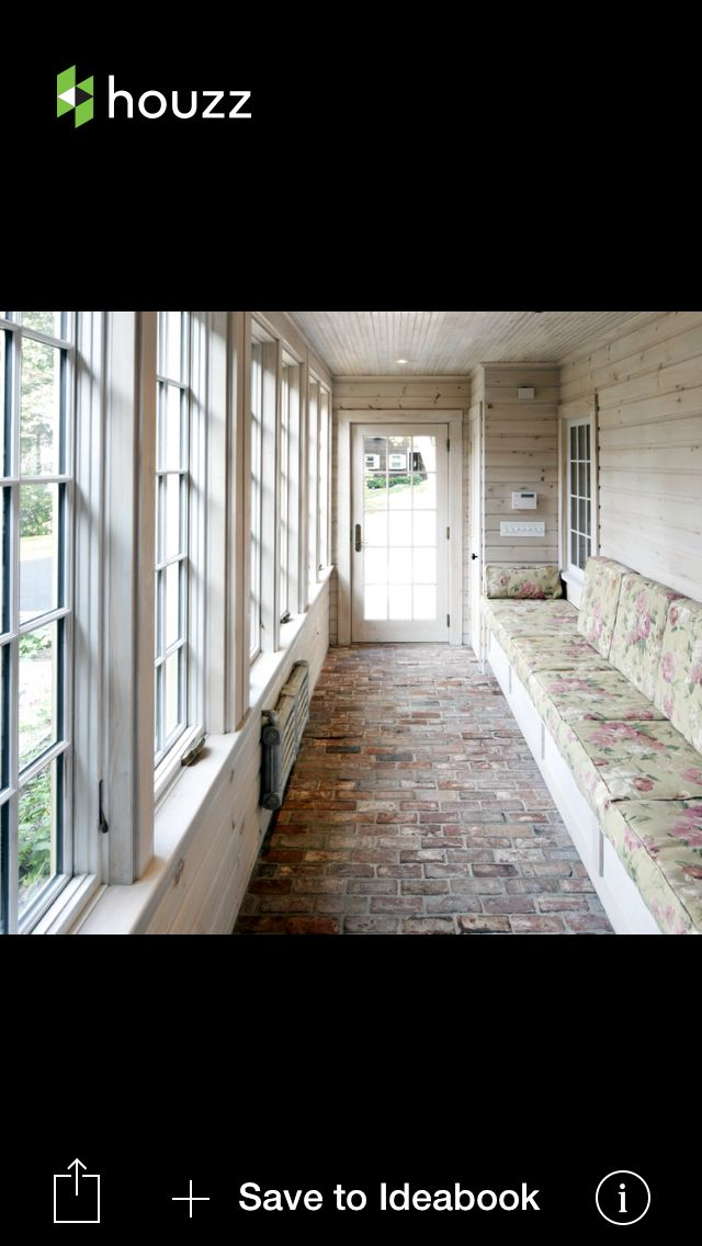 30 best breezeway images on pinterest breezeway garage for Breezeway flooring ideas