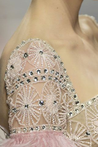 Valentino Couture detail