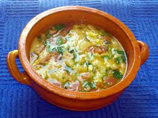 Asopa de jurel salpreso for Cocina venezolana