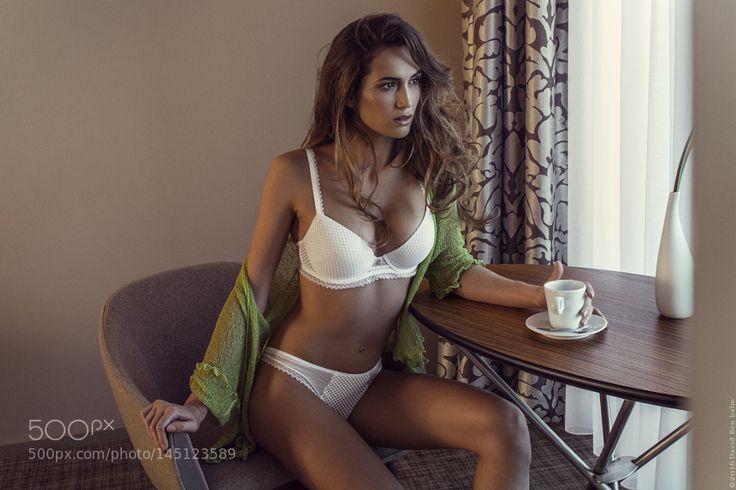 Barbara Morel by benhaim22