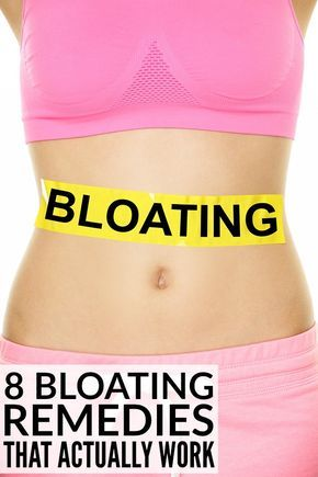 Oh, the dreaded bloat. It can hit you at any time, and sometimes at the WORST times. And while we all know that overeating, slacking on exercise, and consuming too much sodium contributes to gas and bloating, there are heaps of other bloating remedies that can help with a distended and uncomfortable tummy. From foods to teas to specific exercises, here are 8 tips to get rid of bloating fast!