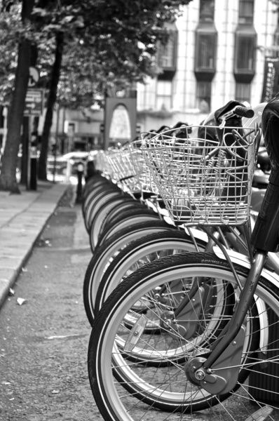 Bike Rack in Dublin