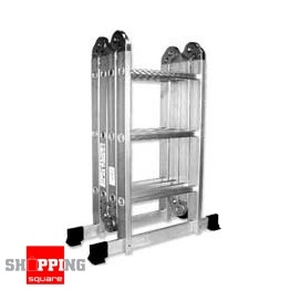 3.6m Heavy Duty Multifold Ladder 120kg