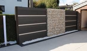 17 Best Zaunideen Images On Pinterest Home And Garden Decks And Fence