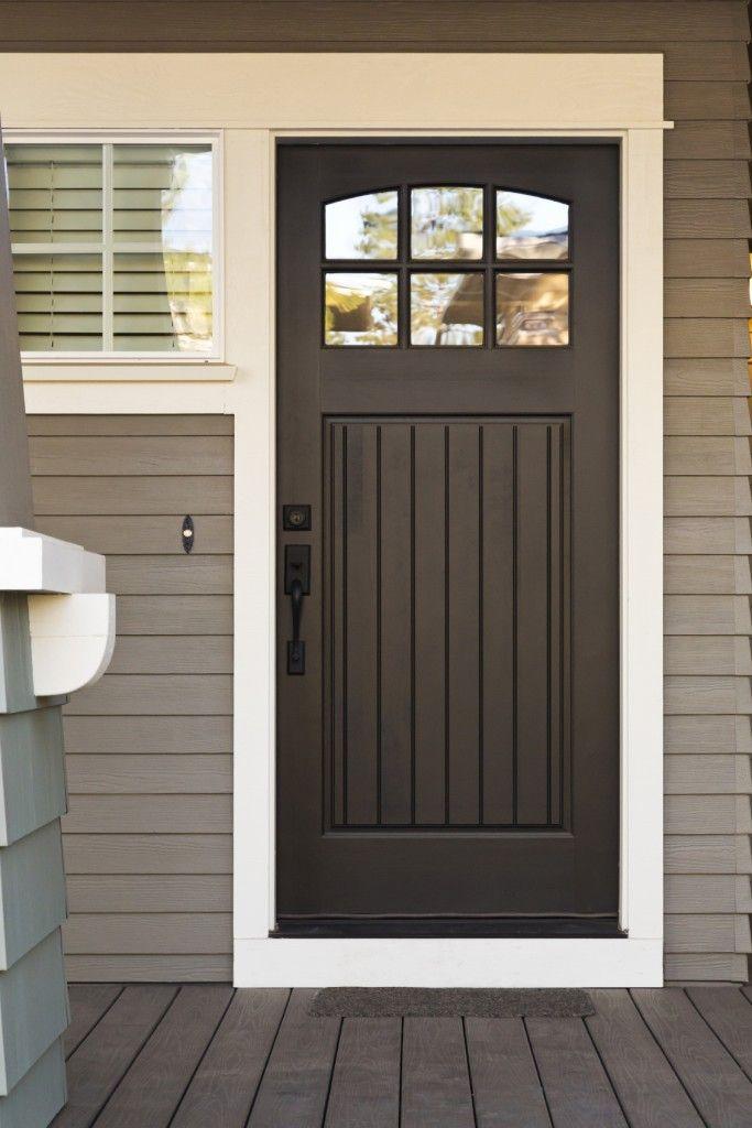 27 Pictures Of Black Front Doors More Black Door And