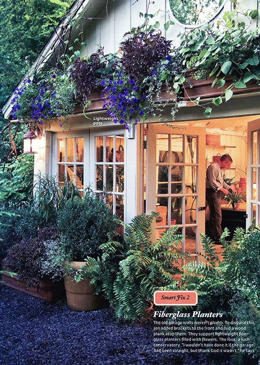 Best Garden Rooms Images On Pinterest Garden Sheds Home And