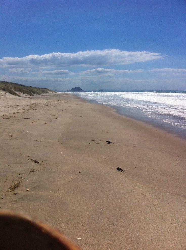 Papamoa Beach, just beautiful