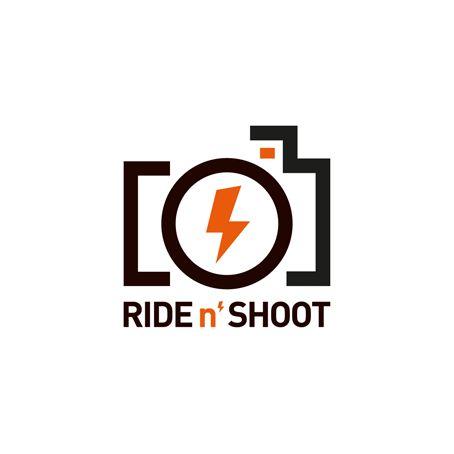 Concours création de logo Ride n'Shoot / Photo de sport de glisse