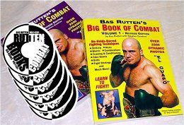 Bas Rutten's Big Book of Combat, Vols. 1 & 2 PLUS CDs! | Bas Rutten, Stephen Quadros