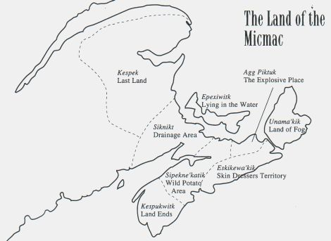 Mi'kmaq Territory and Culture... writing was similar to Egypptian symbols; one of Joseph Smith's American peoples