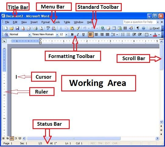 Microsoft Word tutorial – Introduction to MS Word 2003