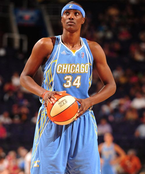 Sylvia Fowles -Chicago Sky