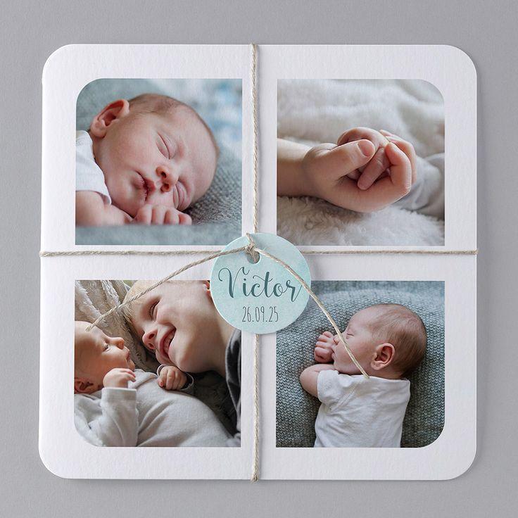 Geburtskarten - B27-009