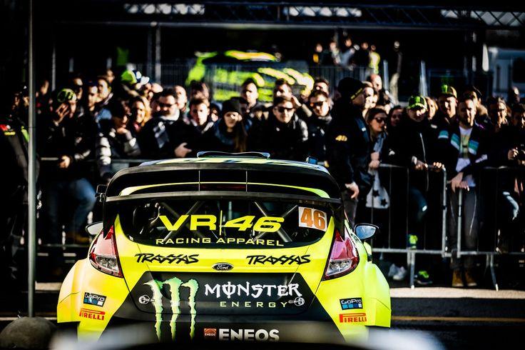 The Dreamer LDN — Monza Rally Show: Valentino Rossi trionfa nella...