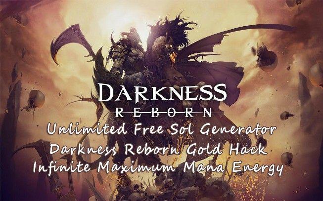 Darkness Reborn Free Sol