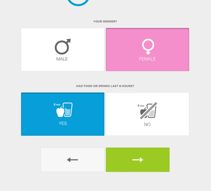 Medical POS system design by Kerem Suer