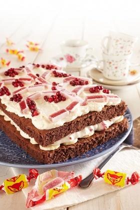 Pihlajakakku | Täytekakut | Pirkka #food #cakes