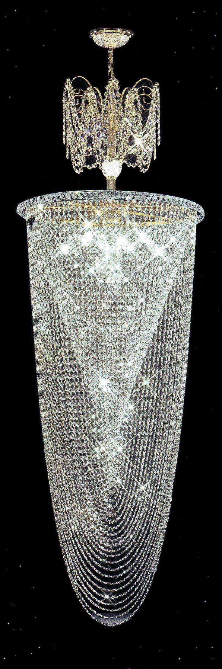 Frivolous Fabulous - Crystal Chandelier Frivolous Fabulous Diva