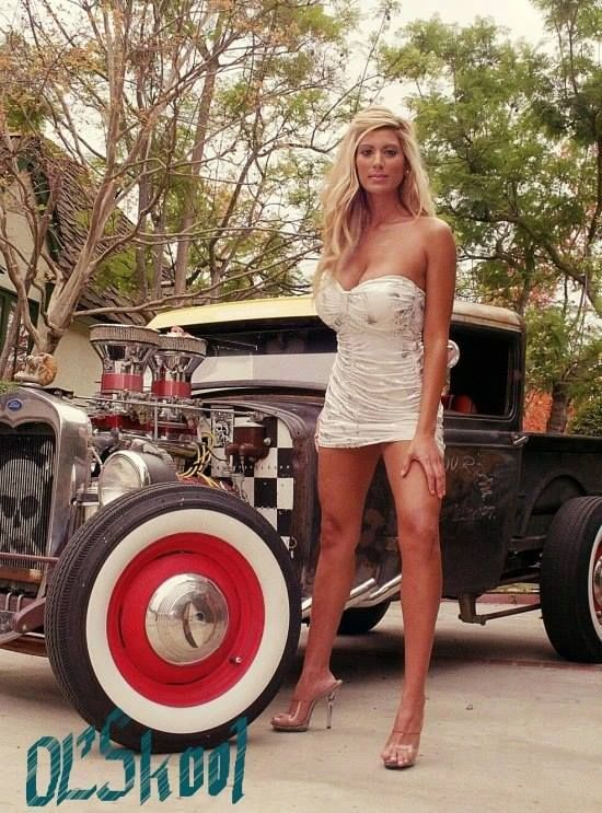 (6) Babes, Bikes and Hot Rods | PIN UP's & RAT's | Antique ...