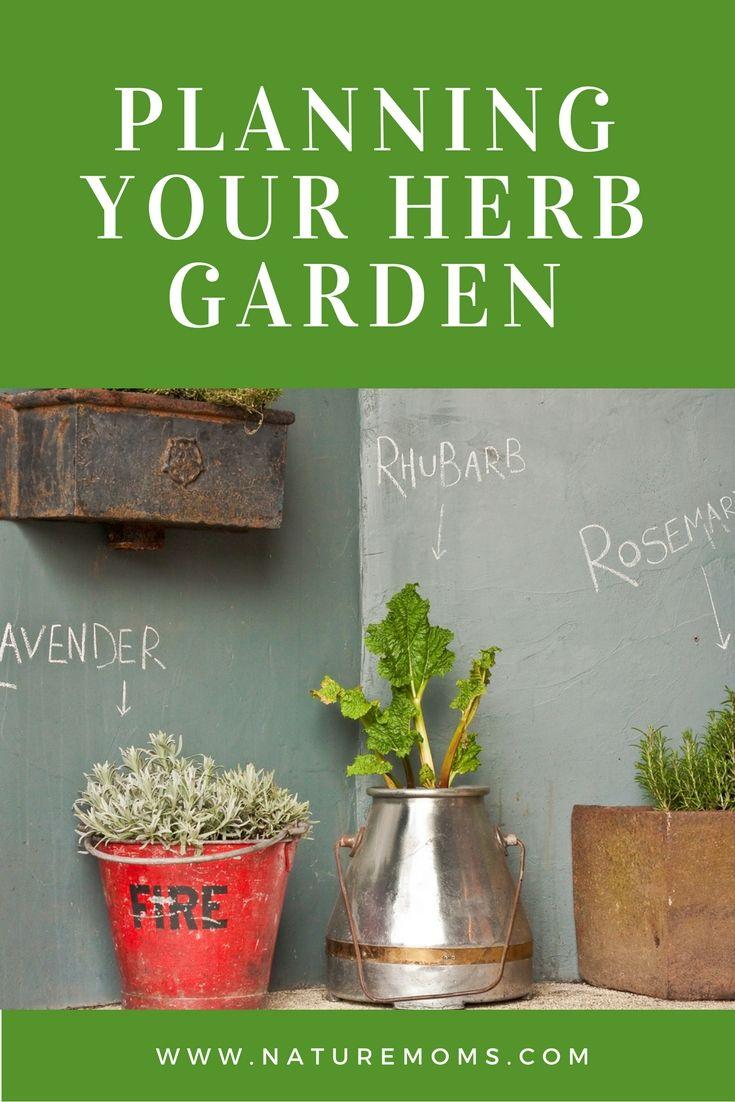 planning your herb garden