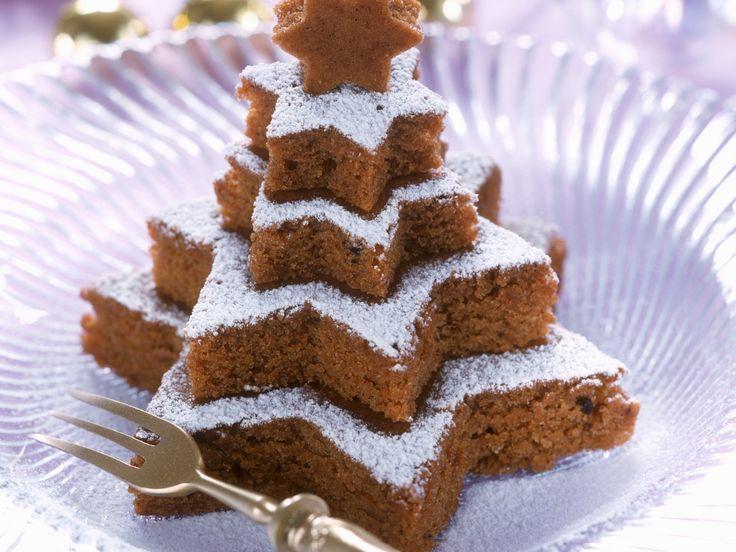 Nuss-Schoko-Kuchen an Weihnachten | Zeit: 50 Min. | http://eatsmarter.de/rezepte/nuss-schoko-kuchen-an-weihnachten