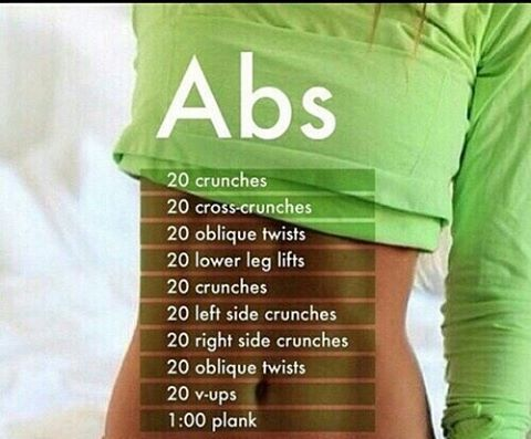 Challenge your friends with these workouts  Also follow us in Pinterest @female6packguide #female6packguide