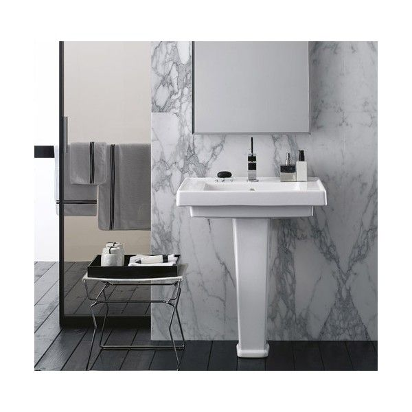 10 best id es propos de lavabo de colonne sur pinterest sale de bains lavabo de colonne. Black Bedroom Furniture Sets. Home Design Ideas
