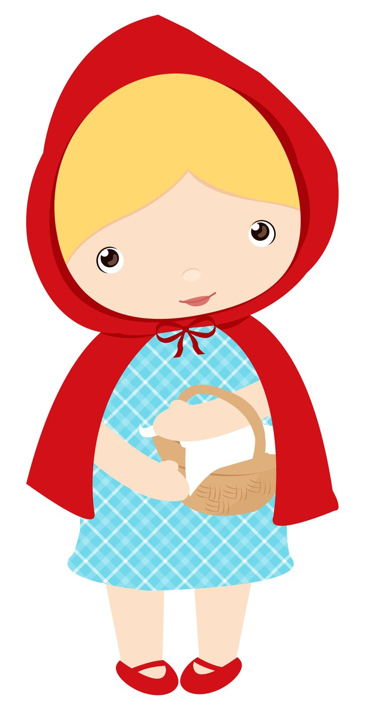 169 best red riding hood scrap printables images on pinterest red rh pinterest co uk little red riding hood characters clipart little red riding hood wolf clipart