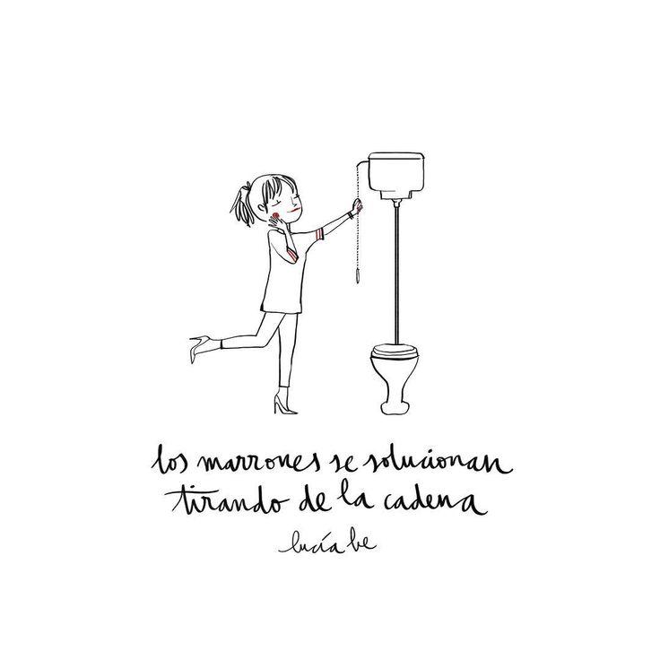 "3,981 Me gusta, 37 comentarios - Lucía Be (@luciabe) en Instagram: ""Holiiiiii junio!!!! ♥ (pronúnciese HOLI con mucho énfasis) #drawingmrsbe #manifiestoluciabe"""