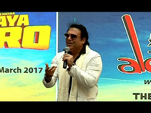 UNSEEN ! Govinda delivers MARATHI dialogues fluently | Aa Gaya Hero movie promotion.