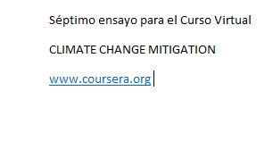 La Política del Cambio Climático por @JorgeEMoncadaA