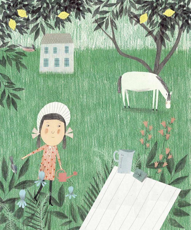 Marika Maijala << illustration friday