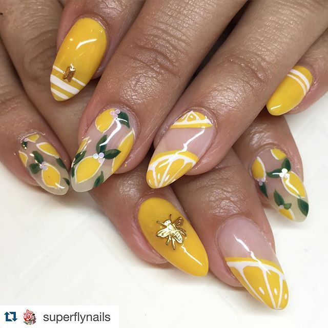 nailsmagazine: #Repost @superflynails: He better call Becky with the good hair…