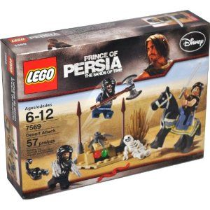 LEGO Prince of Persia - Desert Attack Set 7569. Pure Awesomeness.