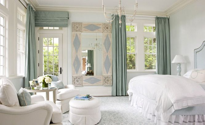 An Elegant, Cottage Bedroom - Inspired By... | Wayfair