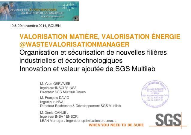 20 11-14 journées écotechnologies insa - conférence des Ingénieurs de…