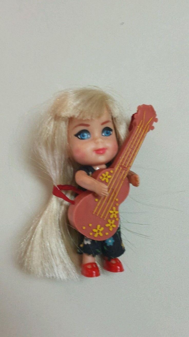 17 Best Images About Dolls Liddle Kiddles On Pinterest