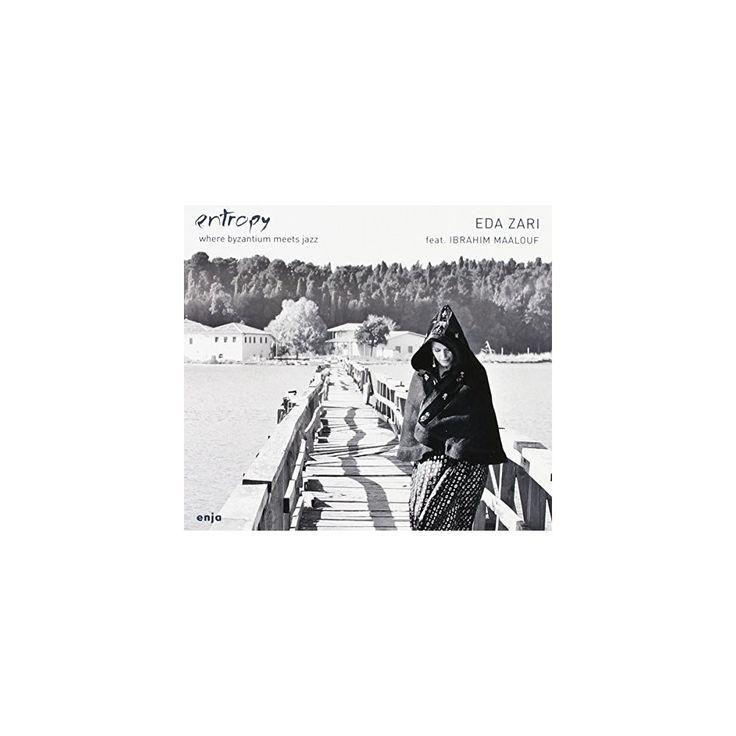 Eda Zari - Entropy: Where Byzantium Meets Jazz (CD)