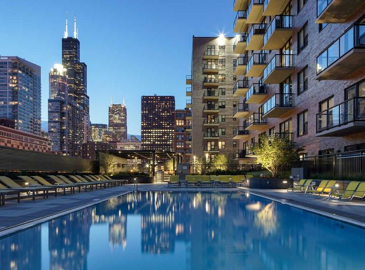 Furnished Apartments South Loop Chicago