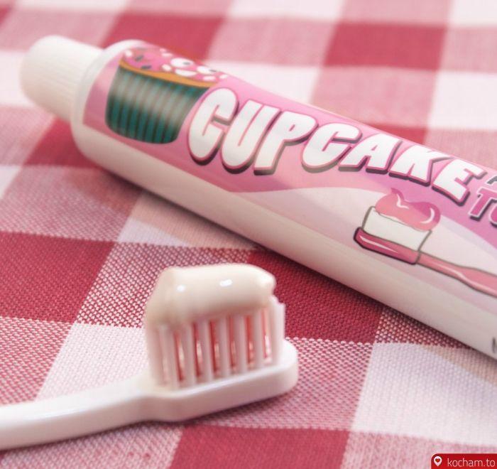 Kocham.to - Słodka pasta do zębów