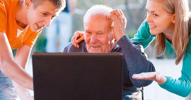 Tolerancia tecnológica. Abuelos y padres ante los aparatos tecnológicos