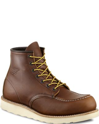 Red wing shoes : 88875 Men's 6-inch Boot