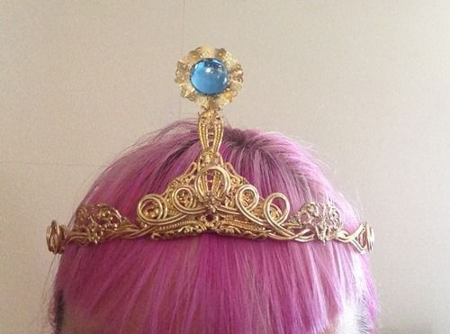 princess bubblegum crown -http://kiwisprinkles.tumblr.com/post/77529363449/can-you-do-a-tutorial-for-the-pb-crown-o-o - COSPLAY IS BAEEE!!! Tap the pin now to grab yourself some BAE Cosplay leggings and shirts! From super hero fitness leggings, super hero fitness shirts, and so much more that wil make you say YASSS!!!