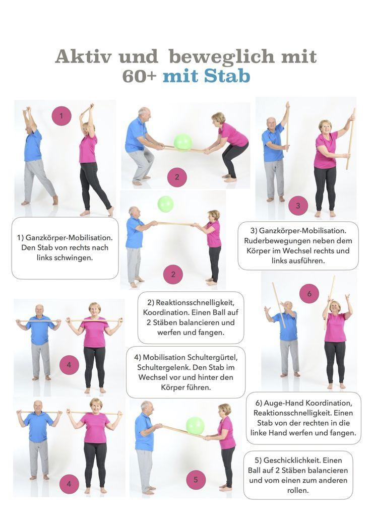 eine Trainings Chart für