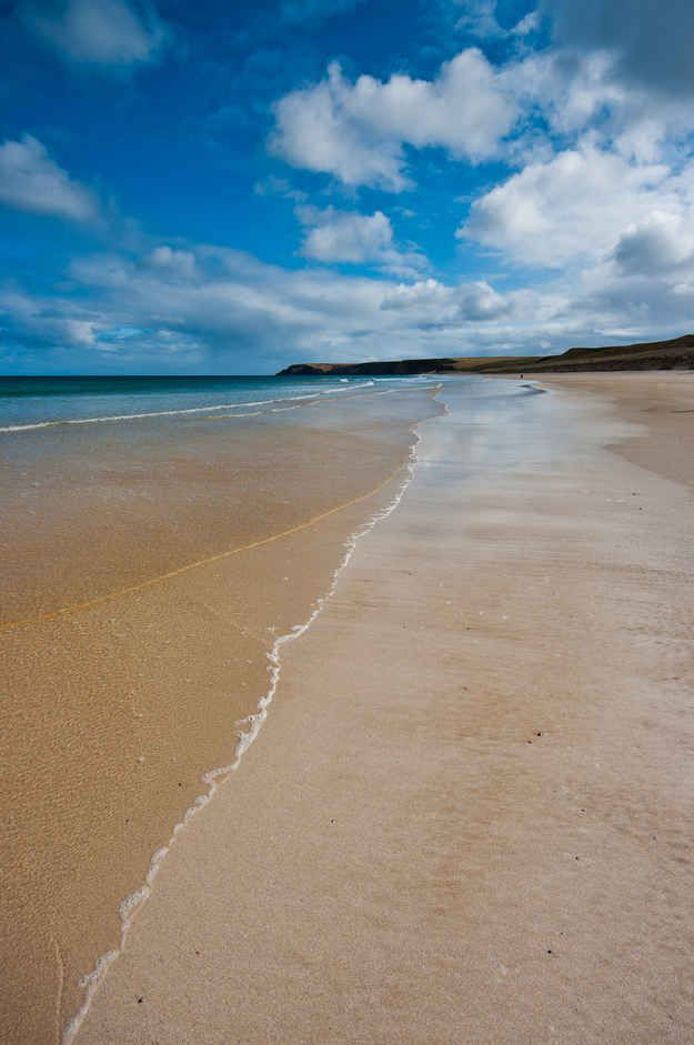 Tolsta Beach - Isle of Lewis in Scotland | 16 Places You'll Hardly Believe Are In The United Kingdom
