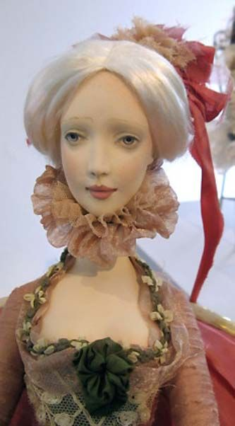 Art Doll by Natalia Pobedina