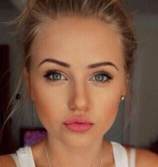 Nice eyebrow shape | Hair beauty, Eyebrow shape, Beauty hacks