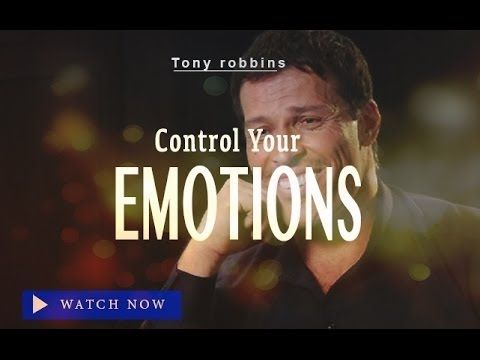 Tony Robbins Motivation Video 2017 - How to Understand Yourself And Overcome Depression - YouTube