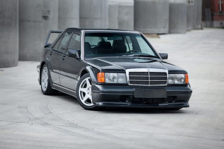 This Insane Mercedes-Benz Homologation Special Has Room For Your Friends • Petrolicious